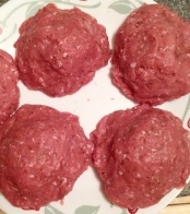 Stuffed Burger Patties